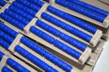 Chaîne de convoyeur facile de plastique de dessus de boule de commande d'accumulation de transfert