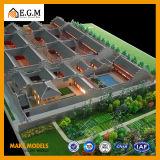 El modelo hermoso de /Building del modelo del chalet/modelo de la casa/modelo de las propiedades inmobiliarias/toda la clase de modelos de /Interior de la fabricación de las muestras/de modelo del apartamento