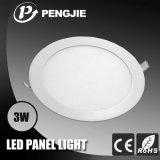 새로운 디자인 3W는 체중을 줄인다 세륨 (PJ4020)를 가진 LED 위원회 빛을