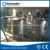 Pl Stainless Steel Factory Price High Efficient Liquid Mixing Machine de Mixing Tank Cosmetic Cream Mixing Machine