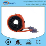 Longa vida Water Pipe Heating Cable com CE/UL. Certificação de CSA