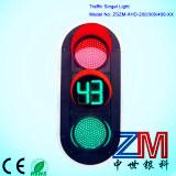 Sinal do diodo emissor de luz da qualidade superior de brilho elevado/sinal de tráfego de piscamento