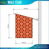 Heiße verkaufende an der Wand befestigte Markierungsfahnen (M-NF14P03002)