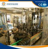 유리병 알콜 적포도주 충전물 기계