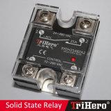 relais semi-conducteur SSR monophasé de 25A AC/AC
