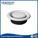 Diffusore dell'aria della valvola a disco del metallo dell'ammortizzatore di ventilazione dell'aria