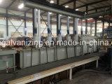 Высокая DV стального провода горячего DIP гальванизировать машина при аттестованный Ce