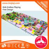 Оборудования игры замока серии конфеты спортивная площадка капризного крытая