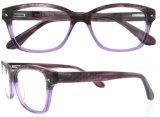 Italienischer Entwurf Eyewear Qualitäts-Glas-Azetat-Brille-Rahmen