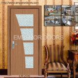 Images en bois pressées intérieures bon marché de porte