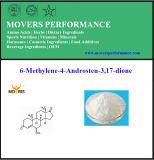 Spitzenverkaufenqualität 6-Methylene-4-Androsten-3, 17-Dione
