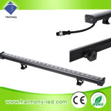 Muti-Color LED 18W DC 24V DMX LED Outdoor Wall Washer
