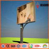 Рекламировать алюминиевую панель плакирования для поставщика Китая афиш