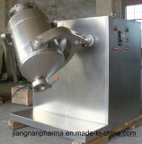Polydirectional Beweegbare mengmachine