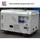 Draagbare Diesel Generator in drie stadia (8.5kw 10kVA)
