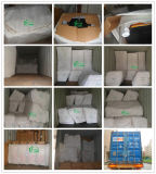 Sofá de tela de madera para muebles de sala de estar (D987B)