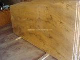 Желтые Деревянные Мраморная плитка для пола и облицовки стенnull