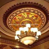 Klassiek Rond Plafond Artistical voor de Markt van Turkije van de Decoratie van het Huis