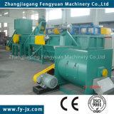 Película Waste do PE dos PP que recicl a maquinaria/linha plástica da granulação