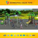 安全な子供の試しの屋外の運動場装置(A-15063)