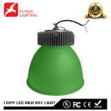 indicatore luminoso industriale esterno della baia di 100W LED alto con Ce, FCC, RoHS