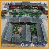El modelo hermoso de /House del modelo del chalet del ABS de la alta calidad/modelo de las propiedades inmobiliarias/toda la clase de fabricación de las muestras