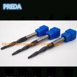 Kegelzapfen-Kugel-Wekzeugspritzen-Scherblöcke CNC-HRC55 für Holz