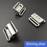 Bracelet en métal en alliage Bramm de 12 mm en strass pour accessoires de sous-vêtements