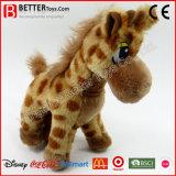 Großverkauf-angefüllte Tier-Plüsch-Giraffe-Spielzeug