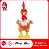 Emulational Plüsch-Tier angefülltes Huhn-Spielzeug