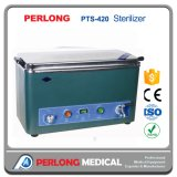 Sterilizer de ebulição elétrico Tabletop programado médico do equipamento Pts-420