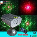 Mais recente projeto Ampla Gama multifunções Mini Disco Laser Luz de Palco Efeito 12 Patterns