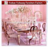 결혼식 (YC-ZS13)를 위한 최신 판매 및 현대 금 스테인리스 의자