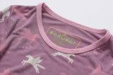 高品質のパジャマの赤ん坊の衣服が付いている快適なタケファイバー