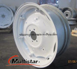 """Borde de acero/ruedas de W8*44 W10*44 """" para las aplicaciones agrícolas de la granja"""