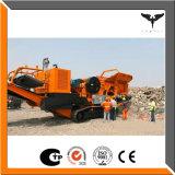 石造りの処理機械のためのプラントを押しつぶす移動式トラック