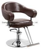 As várias cores são cadeira de Optional'barber, denominando a cadeira para a mobília do salão de beleza