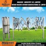 Barraca de anúncio Foldable do exército da liga de alumínio