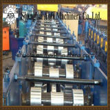 Indien-Markt-Modell galvanisierte Dachridge-Schutzkappen-Rolle, die Maschine bildet