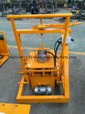 Qt40-3c kleine manuelle Ziegeleimaschine
