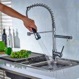 Faucet раковины кухни ручки/отверстия крома высокого качества Flg