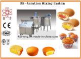 Industrielle Mischer des Kuchen-Kh-600