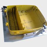 CNC, der Ersatzteile für Selbstinspektion maschinell bearbeitet