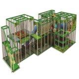 Campo de jogos interno do brinquedo impertinente macio do castelo dos jogos do jogo