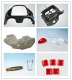 高精度のプラスチックABS注入は熱い販売新しいOEMのプラスチック電子工学の部品の/Plasticの注入型を分ける