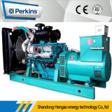 générateur diesel silencieux portatif de 12.5kVA 60Hz avec l'engine de Perkins
