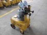 la pompa di olio elettrica di 1.5kw 42L ha abbinato con martinetto idraulico