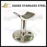 Soporte de cristal de carril del acero inoxidable de la barandilla de la escalera