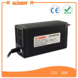 Lader van de Batterij van de Auto van Suoer de Intelligente 50A 12V Universele Snelle (mb-1250A)