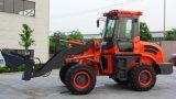 Lader van het Wiel van de Tractor van de Machines van de Apparatuur van de bosbouw de Mini Elektrische (PB-20 zl20)
